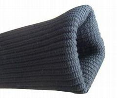 全棉阻燃針織羅紋布 400克全棉阻燃針織領口、袖口用布