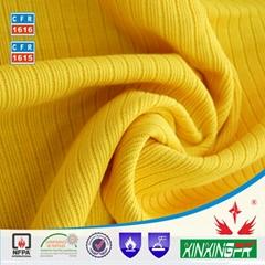 全棉阻燃針織儿童安全用布 阻燃雙面針織布 220克