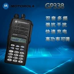 摩托罗拉GP338 品质款民用锂电对讲机