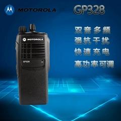 摩托羅拉對講機GP328非防爆對講機品質款量大價優