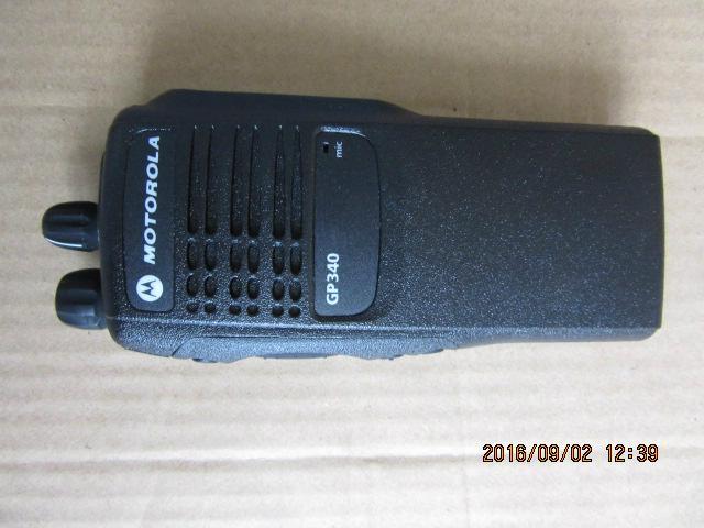 物业管理好帮手音质清晰响亮的摩托罗拉GP340无线通讯非数字对讲机 3