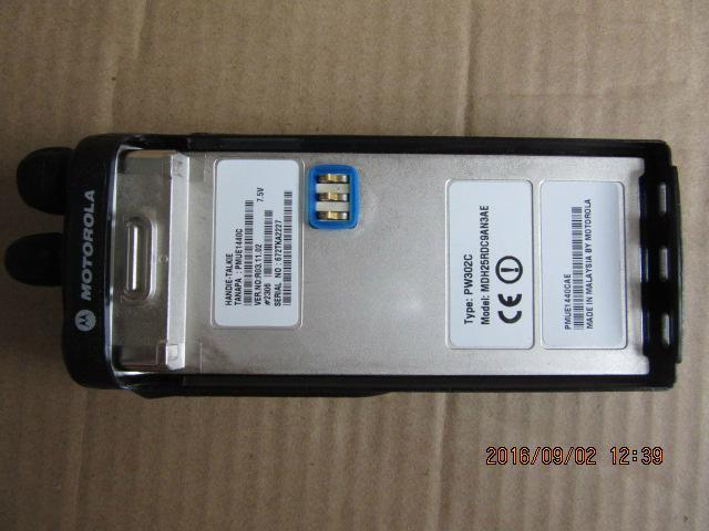 物业管理好帮手音质清晰响亮的摩托罗拉GP340无线通讯非数字对讲机 2