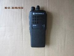 物業管理好幫手音質清晰響亮的摩托羅拉GP340無線通訊非數字對講機