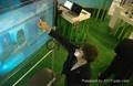 櫥窗互動投影系統