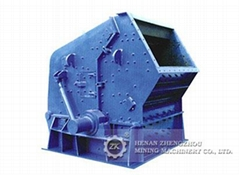 Portable ore impact crusher for sale