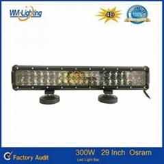 Factory 29 inch off road led light bar 300W