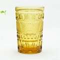 Hot Sale Glass Whisky Cup Fruit Infusion