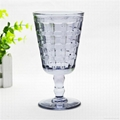 New Product Handmade Glass Stem Wine Cup