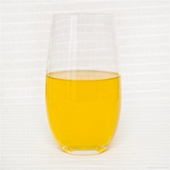 High Quality Mouth Blown Glass Juicer Cup Glass Cups For Wine