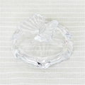 High Quality Clear Glass Dessert Cup With Lid Disposable Dessert Container 2