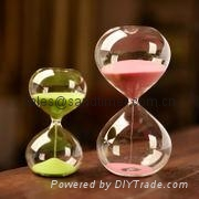 hourglasses , hour glass sand timer ,