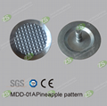 TPU PVC Material Sidewalk Tactile Paving--tactile Indicators 2
