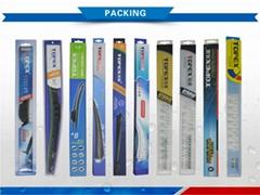 T-U190 Hybrid Wiper Blade All Fit Windshield Wiper Blade Durable Wipers flat wip