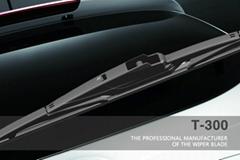 T-300 Rear Wiper Blade Profession Windshield Functional Wiper Blade