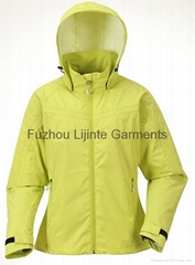 Women's Fashion Winter Outdoor Jacket Outerwear
