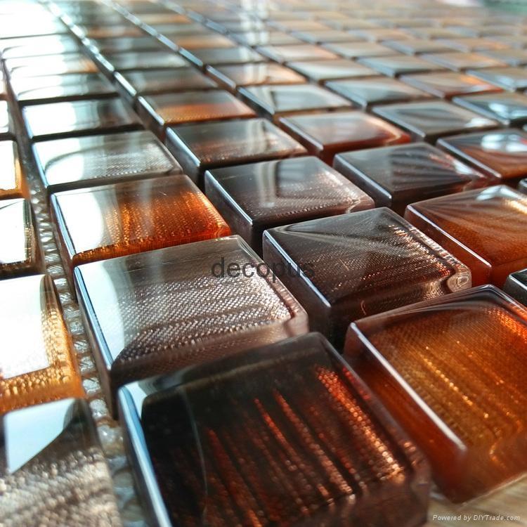 glass mosaic tile Modern fashionable 4