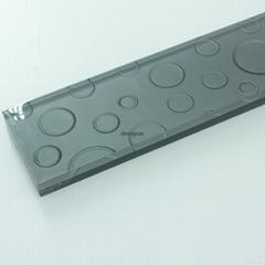 borderline tile stereoscopic effect