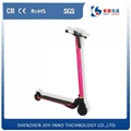 Two Wheels Folding Electric Bicycle Scooter Carbon Fiber 4