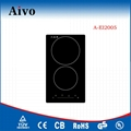 Hot selling induction cooktop 220v with CE certificate 3