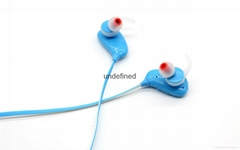 Hottest Fashion Wireless Sport Bluetooth Earphone