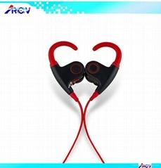Funky Colorful Earhook Headphones for
