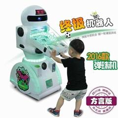 New arrival robot pinball game machine video game machine pinball