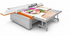 wide format industrial UV Flatbed Pinter