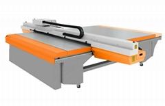 Glass Flatbed UV Printer