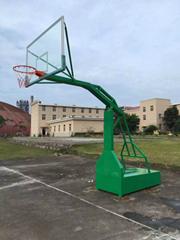 平箱仿液压移动篮球架
