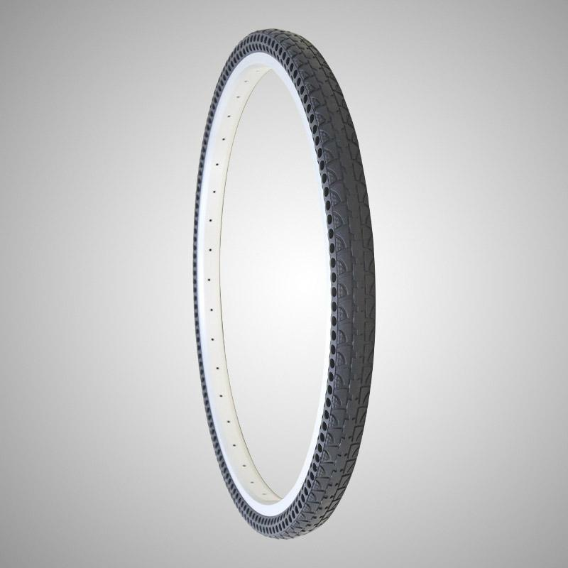 26*1.75 Inch Air Free Solid Colorful Tire for Bicycle 1