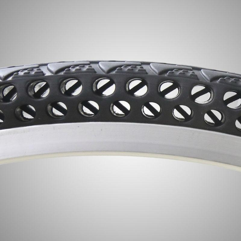 26*1.75 Inch Air Free Solid Colorful Tire for Bicycle 3