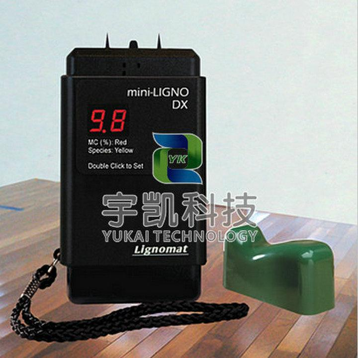 美国利纳美特Lignomat DX数显木材含水率测试仪 2
