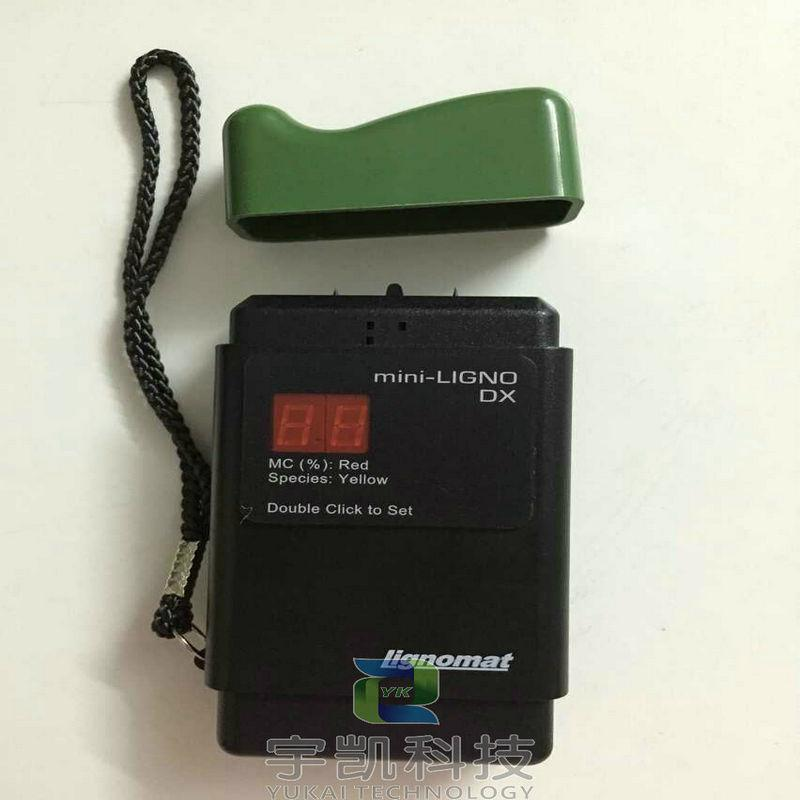 美国利纳美特Lignomat DX数显木材含水率测试仪 5