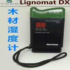 美国利纳美特Lignomat DX数显木材含水率测试仪