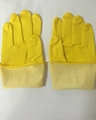 40G household latex gloves yellow colour 3