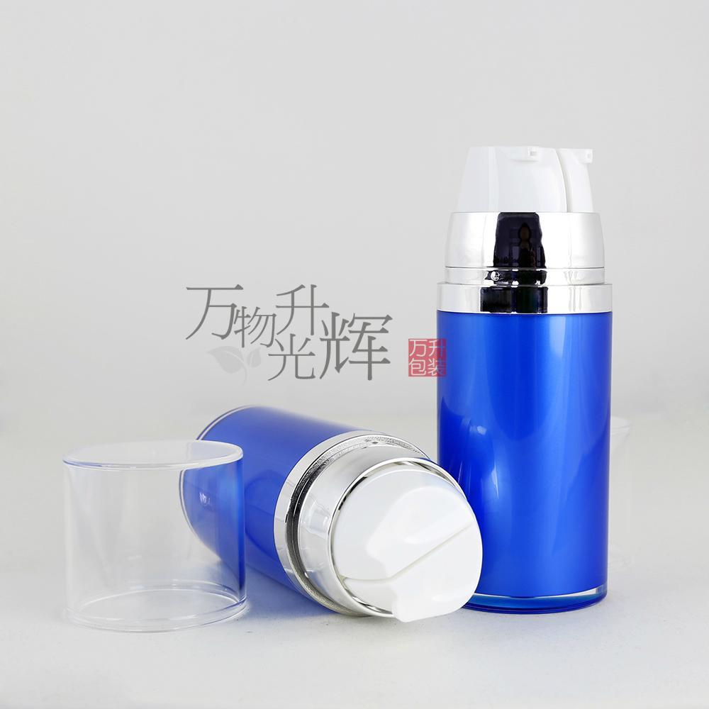 双管乳液瓶日霜晚霜瓶亚克力瓶 5