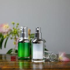 亚克力热水瓶真空瓶化妆品包装瓶