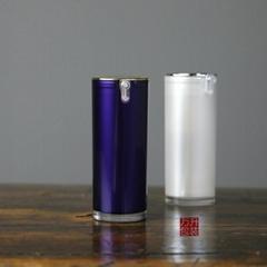 Acrylic Eye Serum Airless Pump Bottle