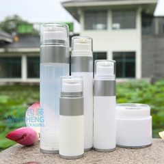 PP单层真空瓶化妆品包装瓶