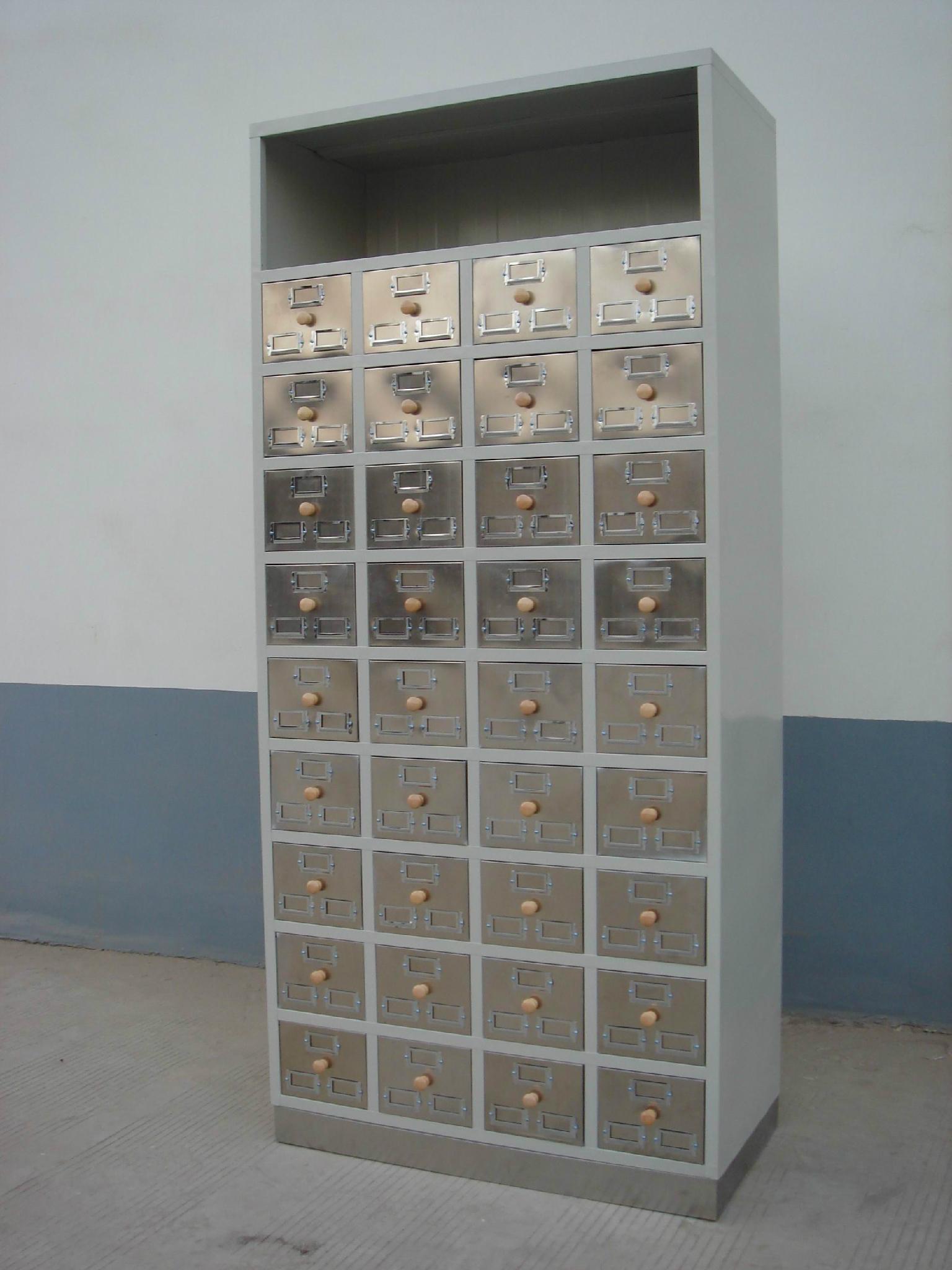 Steel Medicine Cabinet 1