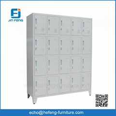 20 Door Steel Locker