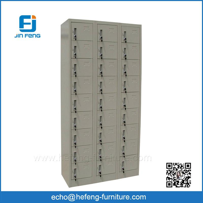 27 Door Steel Locker 1
