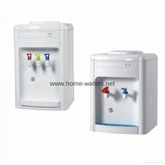 three taps countertop water dispensers cheap desk top water cooler dispensers