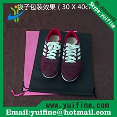 Drawstring Non woven tote bag gift Bag Advertising Bag Customize LOGO Promotion