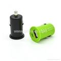 Customized color 5V 1A mini USB car