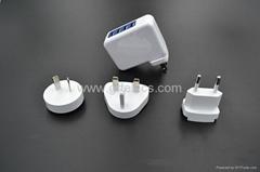 4 USB ports Universal tr