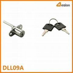 19mm Diameter Zinc Alloy Push Locks for Drawer