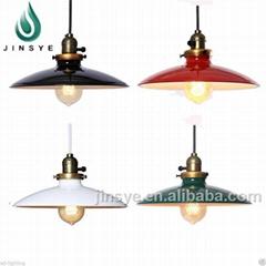 Vintage metal industrial decoration pendant light