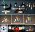 Vintage Glass Industrial Decoration Pendant Light