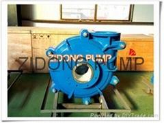 high chrome alloy horizontal iron ore slurry pump